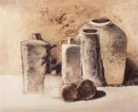 崔磊 静物 纸本 - 38966 - (西画)当代艺术专题 - 2006年秋季精品拍卖会 -收藏网