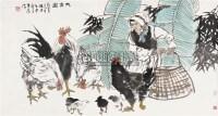 大吉图 镜心 设色纸本 - 刘大为 - 中国书画 - 2010秋季艺术品拍卖会 -收藏网