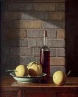 天长地久 油彩 画布 - 17905 - 油画专场  - 2010秋季艺术品拍卖会 -收藏网