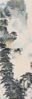 山水 镜片 纸本 - 沈柔坚 - 中国书画(下) - 2010瑞秋艺术品拍卖会 -收藏网