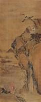 四睡图 - 140675 - 中国书画古代作品 - 2006春季大型艺术品拍卖会 -收藏网