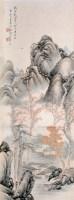 金城 山水 立轴 - 金城 - 中国书画、油画 - 2006艺术精品拍卖会 -收藏网