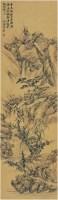 胡璋(1848〜1899)丹楓飛湍圖 -  - 中国书画古代作品专场(清代) - 2008年春季拍卖会 -收藏网
