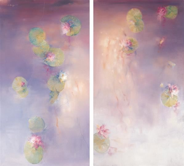 李强 2005年作 天堂NO.2 - 32381 - 西画雕塑(上) - 2006夏季大型艺术品拍卖会 -收藏网