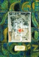 叶永青  心·泪水 - 叶永青 - 名家西画 当代艺术专场 - 2008年秋季艺术品拍卖会 -中国收藏网