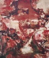 周春芽 1994年作 雅安后里 - 8738 - 西画雕塑(上) - 2006夏季大型艺术品拍卖会 -收藏网