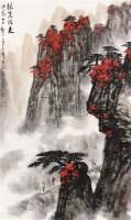 采集归来 立轴 纸本 - 魏紫熙 - 中国书画 - 2010秋季艺术品拍卖会 -中国收藏网