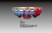 钧窑鼓钉洗 -  - 瓷器 - 2010年大型精品拍卖会 -中国收藏网