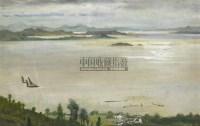 风景 纸本油画 - 俞云阶 - 中国油画  - 2010年秋季艺术品拍卖会 -收藏网