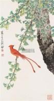 花鸟 立轴 设色纸本 - 13356 - 中国书画(二) - 2006春季拍卖会 -收藏网