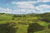 夏天的回忆 布面油画 - 谭涤夫 - 中国油画  - 2010年秋季艺术品拍卖会 -收藏网