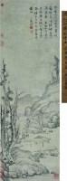 文徵明(1470〜1559)寒林竹石圖 -  - 中国书画古代作品专场(明代及明以前) - 2008年秋季艺术品拍卖会 -收藏网