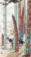 岱岳春韵 镜心 设色纸本 - 于希宁 - 中国书画(二) - 2010年秋季艺术品拍卖会 -收藏网