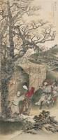 风尘侠侣 片 纸本 - 徐操 - 文物公司旧藏暨海外回流 - 2010秋季艺术品拍卖会 -收藏网
