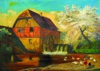 无款 风景 -  - 中国书画  - 上海青莲阁第一百四十五届书画专场拍卖会 -收藏网