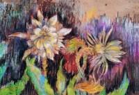 李超士   花卉 - 李超士 - 名家西画 当代艺术专场 - 2008年秋季艺术品拍卖会 -中国收藏网