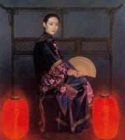 昨夜星辰 - 6017 - 油画 - 2010年秋季拍卖会 -收藏网