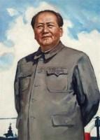 大海航行靠舵手 布面油画 -  - 中国油画  - 2010年秋季艺术品拍卖会 -收藏网