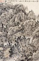 野山昨日金风起 镜心 纸本设色 - 王镛 - 中国当代书画 - 2010秋季艺术品拍卖会 -收藏网