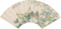 香雾重飞来 镜心 设色纸本 - 吴青霞 - 中国书画(一) - 2010年秋季艺术品拍卖会 -收藏网