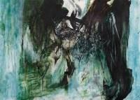 无题 铜版画 - 赵无极 - 油画专场  - 2010秋季艺术品拍卖会 -中国收藏网