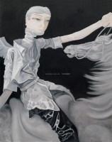 天使系列之一 油彩 画布 - 熊宇 - 油画专场  - 2010秋季艺术品拍卖会 -收藏网