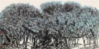 山水 镜心 设色纸本 - 李宝林 - 中国书画 - 第9期中国艺术品拍卖会 -收藏网