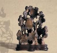 清秋缀露 -  - 文房清玩 首届历代供石专场 - 2008年秋季艺术品拍卖会 -中国收藏网