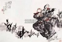 鸳鸯 - 3898 - 中国书画近现代名家作品 - 2006春季大型艺术品拍卖会 -收藏网