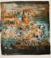 NO.121 石版画 - 赵无极 - 油画专场  - 2010秋季艺术品拍卖会 -中国收藏网