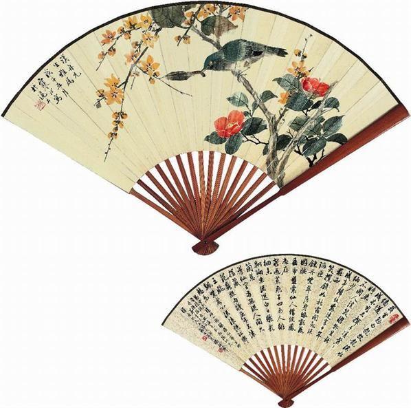 江寒汀(1903〜1963)翠鳥書法 - 13356 - ·中国书画近现代名家作品专场 - 2008年春季拍卖会 -收藏网