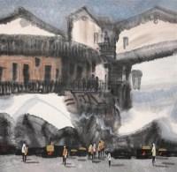 人物 立轴 纸本 - 徐希 - 中国书画(上) - 2010瑞秋艺术品拍卖会 -收藏网