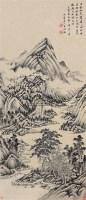 山水 立轴 纸本 - 王时敏 - 中国书画(下) - 2010瑞秋艺术品拍卖会 -收藏网
