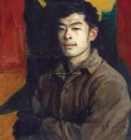 肖像 布面油画 - 陈逸飞 - 中国油画  - 2010年秋季艺术品拍卖会 -收藏网