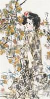 清音 镜心 设色纸本 - 3950 - 中国书画(一) - 2006春季拍卖会 -收藏网