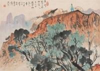 人物 镜心 纸本设色 - 徐庶之 - 中国古代书画  - 2010秋季艺术品拍卖会 -收藏网
