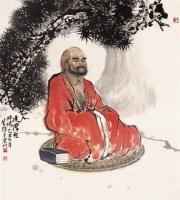 对联 水墨纸轴 - 邓石如 - 中国书画(上) - 2006夏季大型艺术品拍卖会 -收藏网