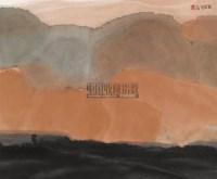 山水 镜心 设色纸本 - 4617 - 中国书画 - 第9期中国艺术品拍卖会 -收藏网