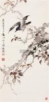 花鸟 镜片 设色纸本 - 黄幻吾 - 中国书画 - 2010秋季艺术品拍卖会 -收藏网