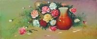 无款 花卉 -  - 中国书画  - 上海青莲阁第一百四十五届书画专场拍卖会 -收藏网