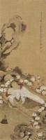仕女 立轴 设色绢本 - 费丹旭 - 中国书画 - 2010年秋季拍卖会 -收藏网