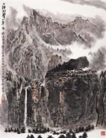秋声寥廓 - 童中焘 - 中国书画近现代名家作品 - 2006春季大型艺术品拍卖会 -收藏网