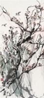 柳荫群雀 立轴 设色纸本 - 7693 - 中国书画(二) - 2010年秋季艺术品拍卖会 -收藏网