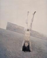 何多苓 2004年作 秦琴的肖像 - 何多苓 - 当代艺术·卓克收藏专场 - 2006夏季大型艺术品拍卖会 -收藏网