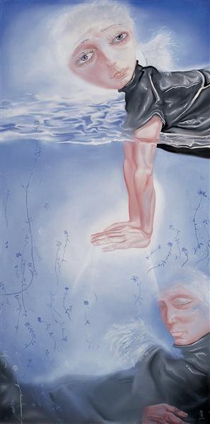 熊宇 2004年作 沉没的肉体 - 153227 - 当代艺术·卓克收藏专场 - 2006夏季大型艺术品拍卖会 -收藏网