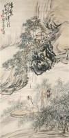 赤壁 立轴 纸本 - 王一亭 - 文物公司旧藏暨海外回流 - 2010秋季艺术品拍卖会 -中国收藏网