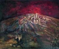 神聖之城 -  - 名家西画 当代艺术专场 - 2008年春季拍卖会 -收藏网