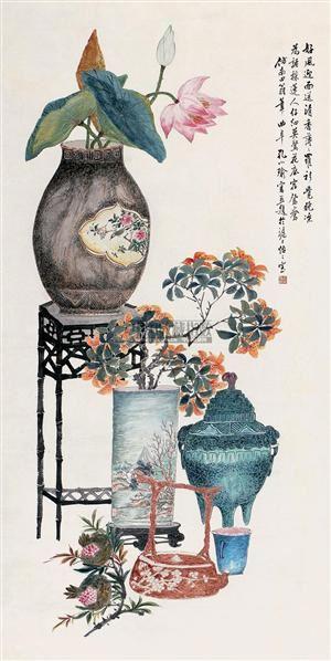 00元 粉彩八仙过海图壶 ¥0.00元 德化窑白釉弦纹三足炉 ¥0.