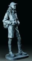 姜煜(b.1976)姜煜 -  - 首届当代中国雕塑专场 - 2008年春季拍卖会 -中国收藏网
