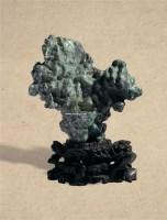 绿云 -  - 文房清玩 首届历代供石专场 - 2008年秋季艺术品拍卖会 -中国收藏网